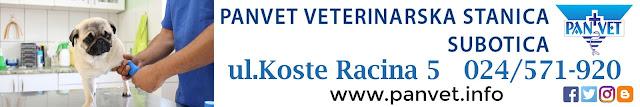 Panvet veterinarska ambulanta Subotica