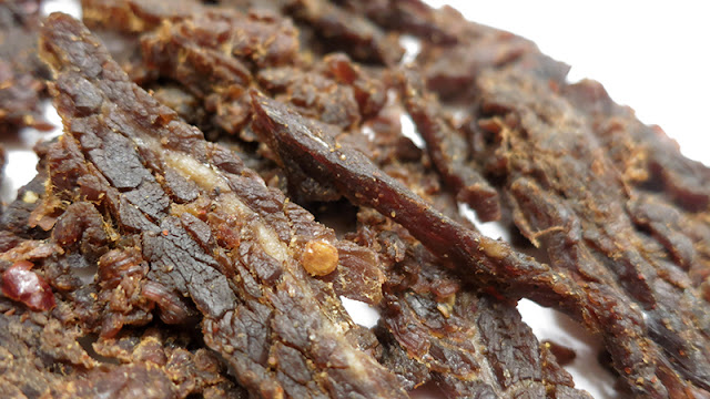 sweet chili pepper jerky