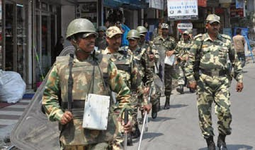 Centre to withdraw forces from Darjeeling hills