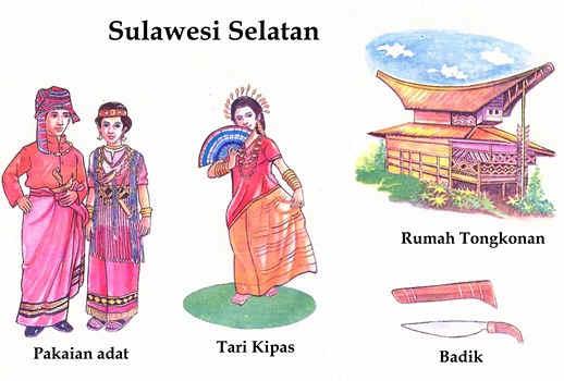 Suku di Sulawesi Selatan | Green-Star84