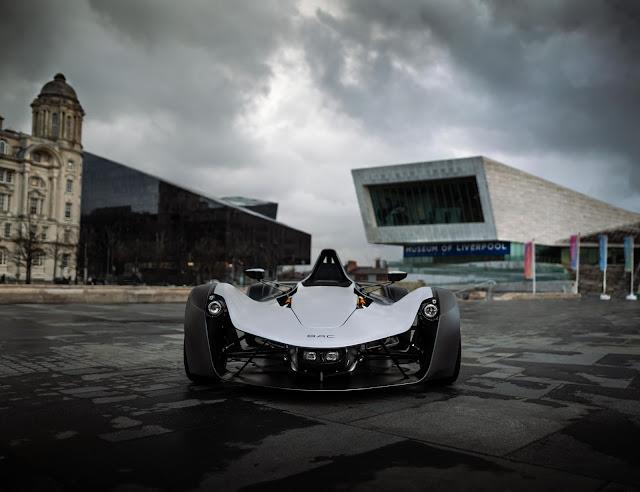 Briggs Automotive Company launches turbocharged new-generation BAC Mono