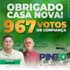 COM O DESEJO DE CONTINUAR O TRABALHO DO PAI, PINTO FILHO É ELEITO VEREADOR DE CASA NOVA-BA.