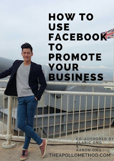 How to use Facebook to Promote your business by Alaric Ong