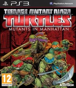 TEENAGE MUTANT NINJA TURTLES MUTANTS IN MANHATTAN PS3 TORRENT