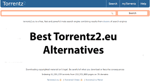 Alternative Torrent Sites of Torrentz2eu