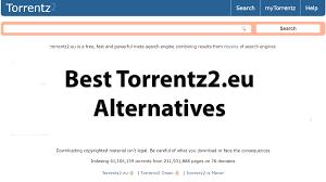 Alternative Torrent Sites of Torrentz2eu