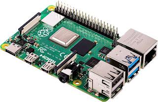Raspberry Pi 4 Copertina
