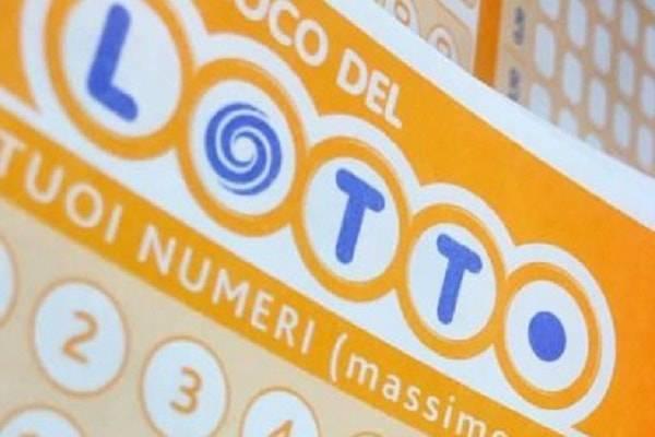 Il Piemonte sbanca il Lotto con tre vincite per oltre 475mila euro