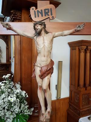 Resultado de imagen de cristo de abrines Los Realejos
