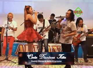 Lirik Lagu Cinta Diantara Kita - Nella Kharisma & Deddy Dores