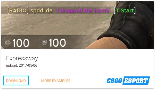 Czcionka w CS:GO - download