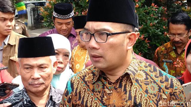 Serangan-serangan yang Mengusik Ridwan Kamil