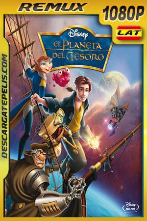 El Planeta del Tesoro (2002) 1080p BDRemux Latino – Ingles
