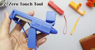 Zero Touch Tool bisa menjadi pilihan souvenir natal selama pandemi