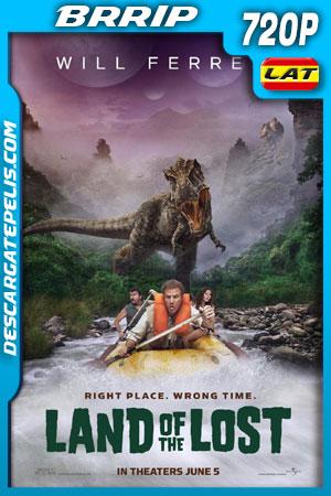 La tierra perdida (2009) 720p BRrip Latino – Ingles