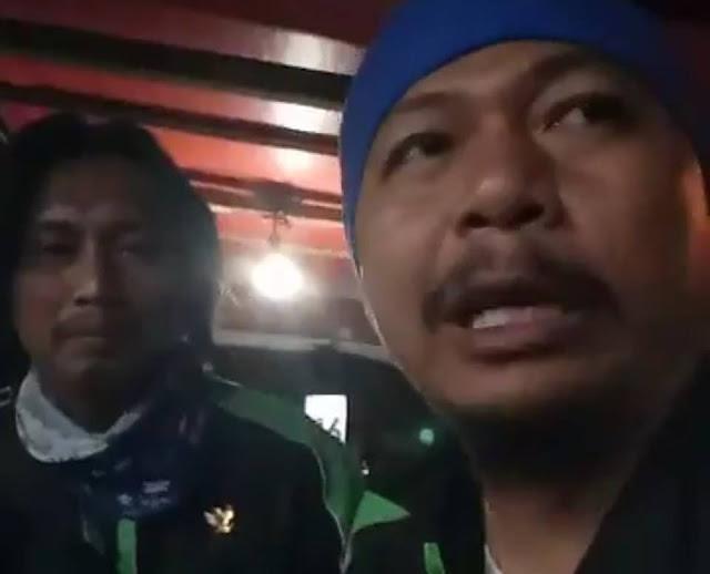 Driver Ojek Online: Cebong Jangan Sotoy, Kami 2019 Ingin Ganti Presiden