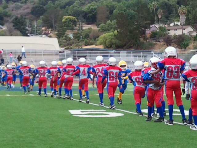 American Canyon Patiots vs West County Spartans