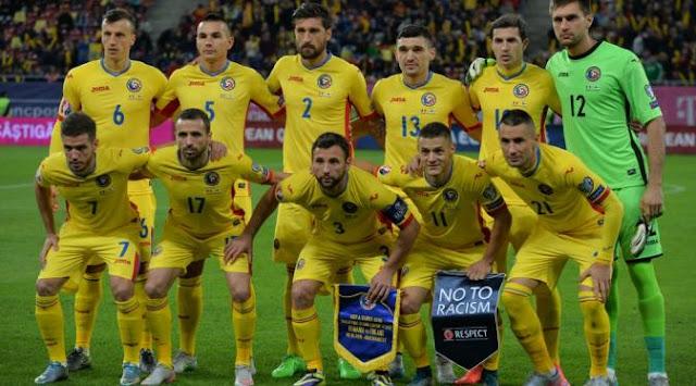 Skuad Rumania EURO 2016
