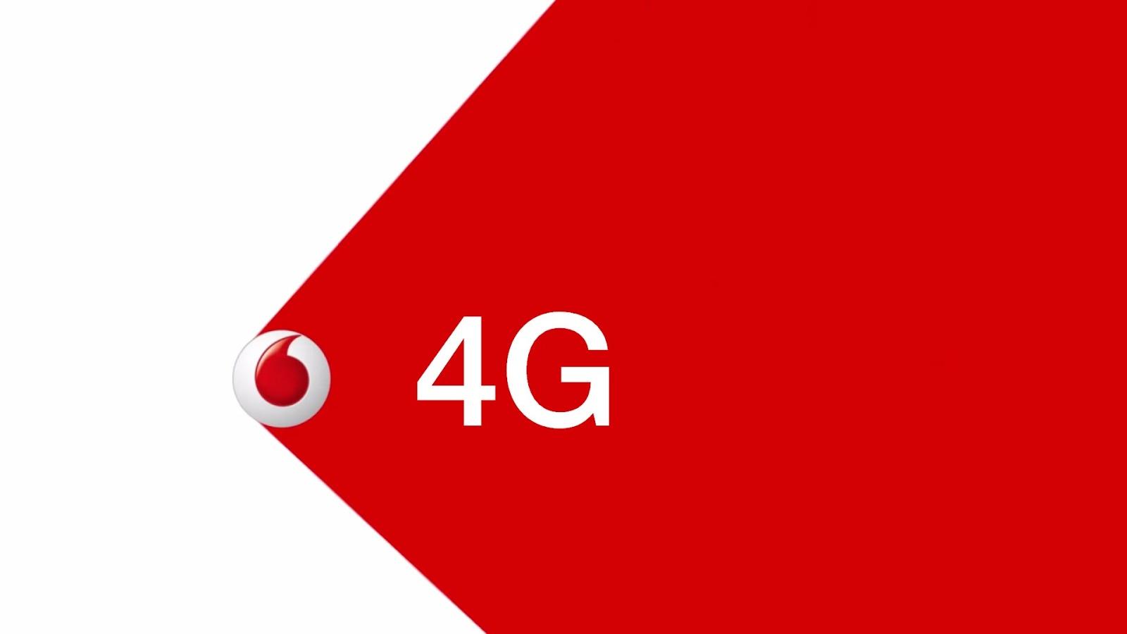 2جيجا انترنت هدية من فودافون لما تستخدم الـ 4G