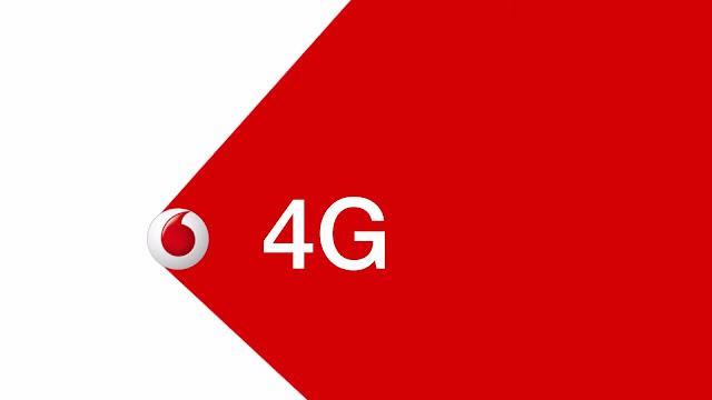 عرض 2 جيجا انترنت هدية من فودافون لما تستخدم شبكة 4G