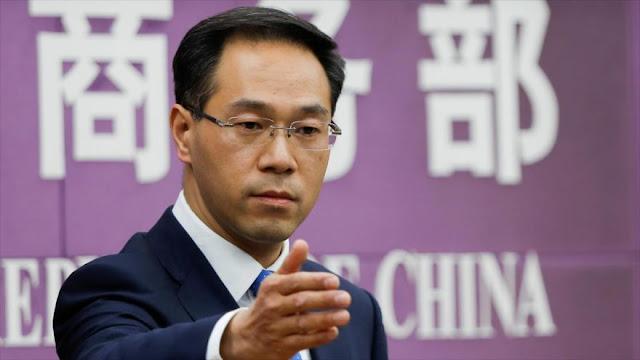 China: Acciones comerciales contra Pekín dañarán al propio EEUU