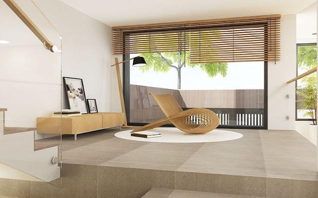 Thiết kế phòng khách căn hộ An Gia River City