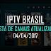 IPTV BRASIL LISTA DE CANAIS ATUALIZADA