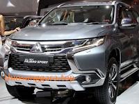 Harga dan spesifikasi aki untuk mobil Mitsubishi All New Pajero Sport