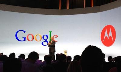 Google compró Motorola Lenovo