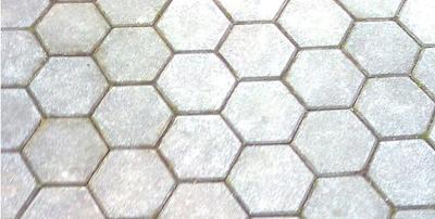 Bentukl Paving Block