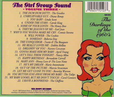 Girl Group Sounds (Darlings of the 60's) Vol 3