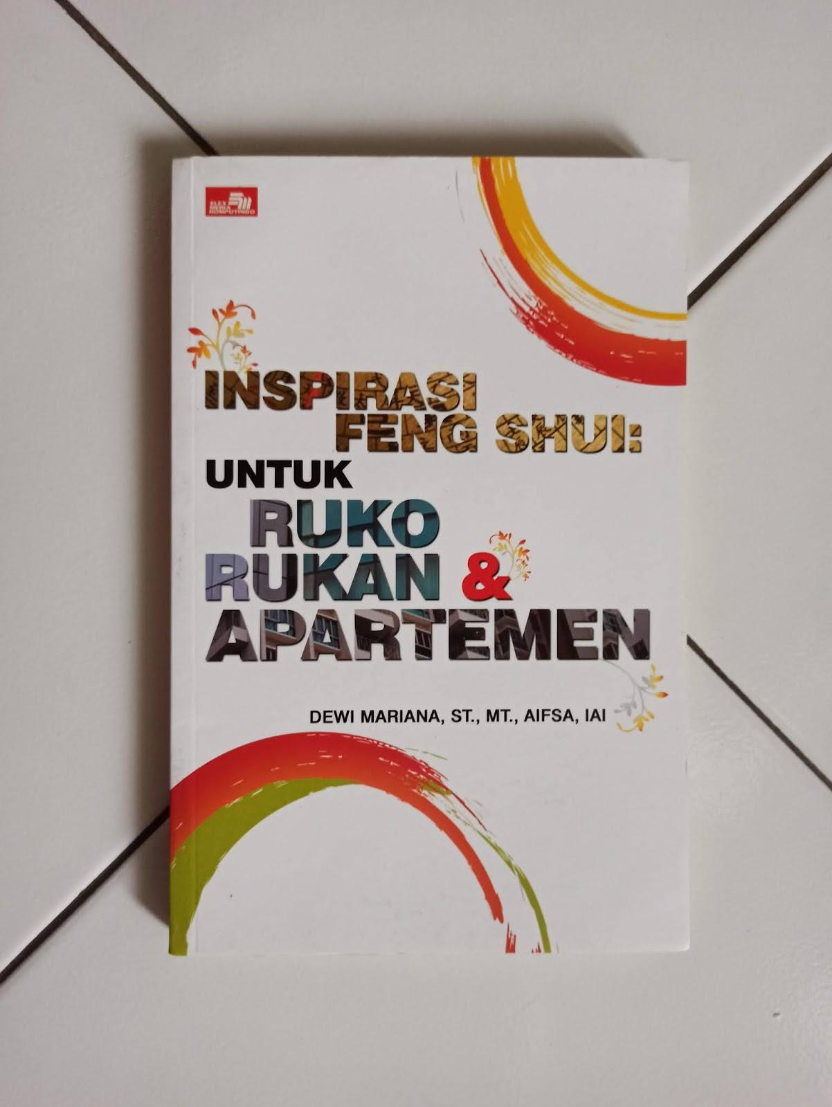 Buku Feng Shui Dewi Marian