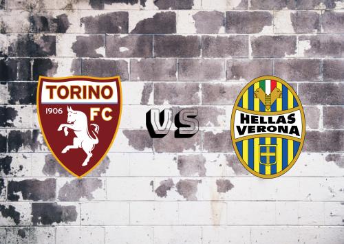 Torino vs Hellas Verona  Resumen