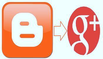 cara membuat postingan blog di share otomatis ke google plus