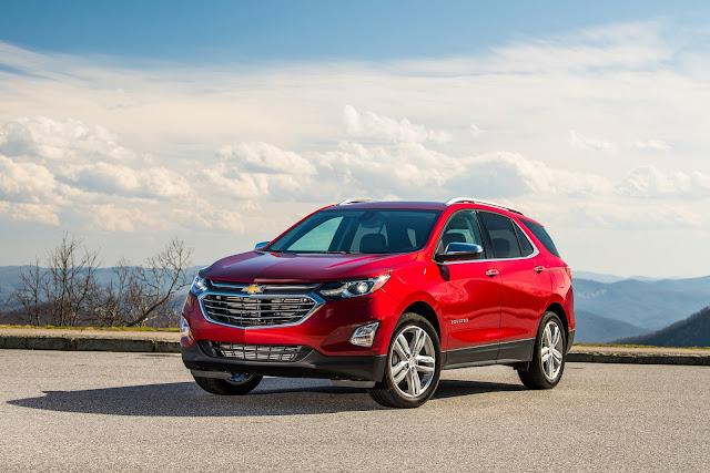 2021 Chevrolet Equinox Review