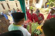 Gubernur NTB meresmikan Lumbung Pangan Masyarakat ( LPM ) Dusun Kesuit