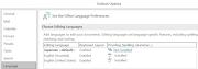 Outlook(Office 365)で日本語入力中に改行するとフォントが変わる