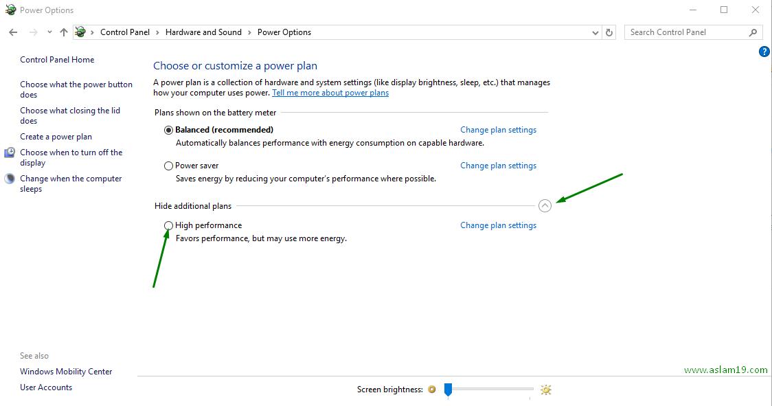 Mempercepat kinerja Windows 10 saat bermain Game