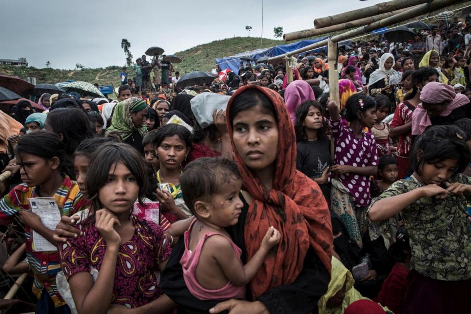 Tiga Tahun Diusir, Myanmar Hapus Nama-nama Desa Rohingya dari Peta