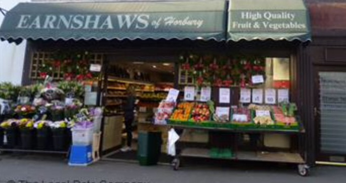 Earnshaw's Greengrocers - Horbury