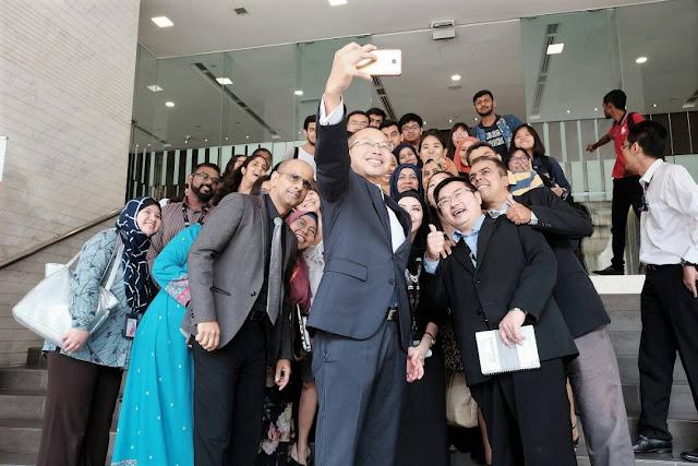 Tan Sri Abdul Wahid Omar, INTI International College Kuala Lumpur,