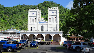 Biggest church in Pago