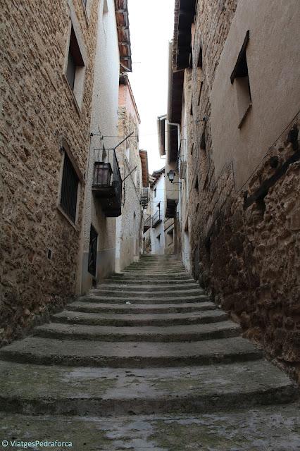 Els pobles més bonics d'Espanya, pobles amb encant, conjunt històric, patrimoni cultural, Terol, Aragó