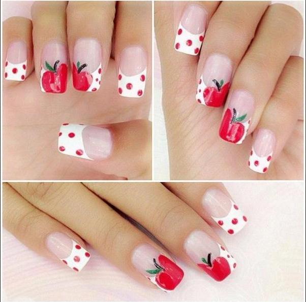 Designs For Nails With Nail Polish Latest Nail Fashion Nazje Blog