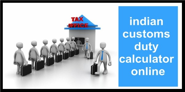 import duty calculator online