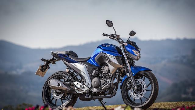 Ficha técnica Yamaha Fazer YS 250