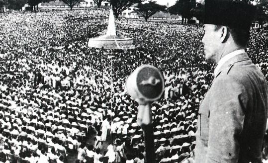 Awal Terbentuknya Bangsa Indonesia