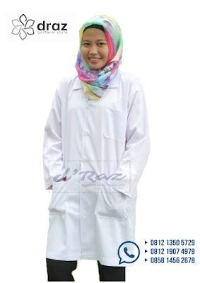 0812 1350 5729 Harga Beli Baju Lab Sekolah Murah di Serang