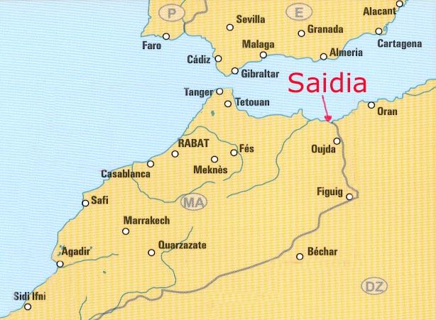 saidia mapa III Congreso Islámico de la CIM 2012: Convocado el III Congreso  saidia mapa