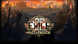 Path of Exile The Oriath Wallpaper